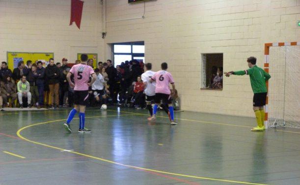 2eme Phase Du Championnat Futsal Seniors DISTRICT DE